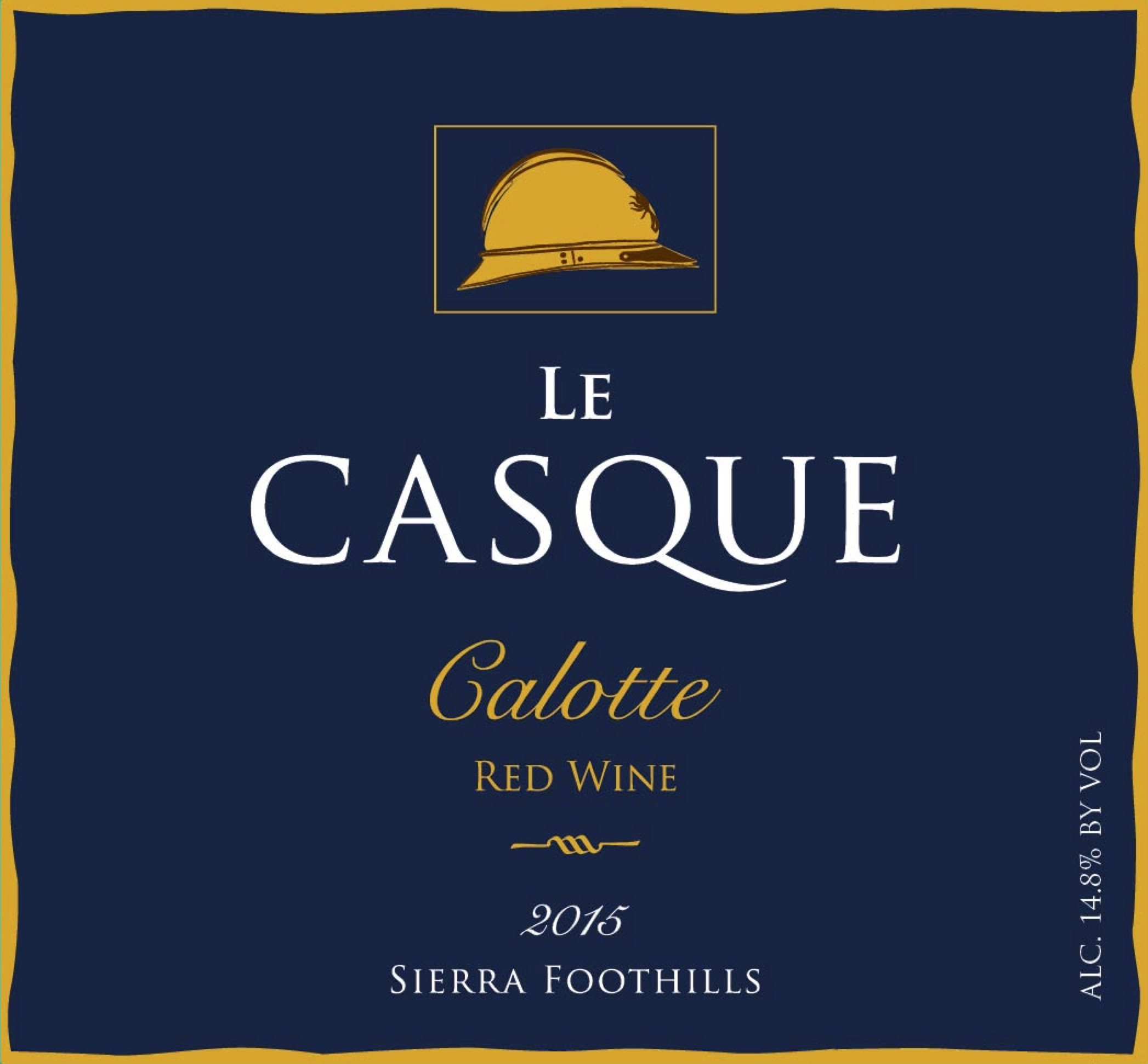 2015 Calotte Red Product Image
