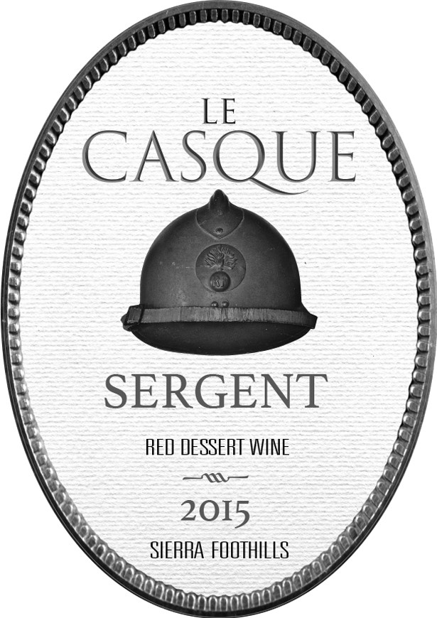 Product Image for 2015 Sergent Red
