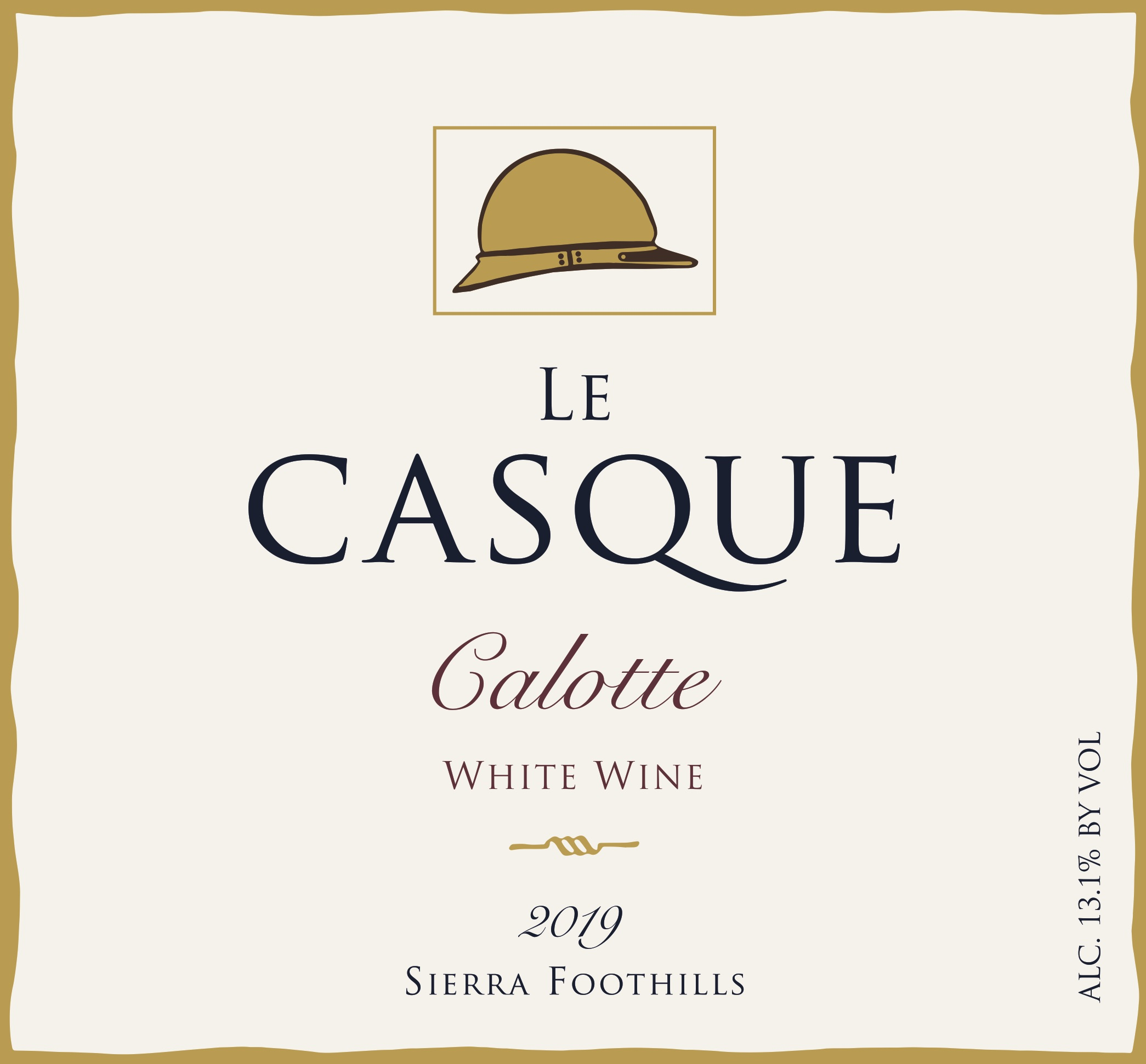 Product Image for 2019 Calotte Blanc